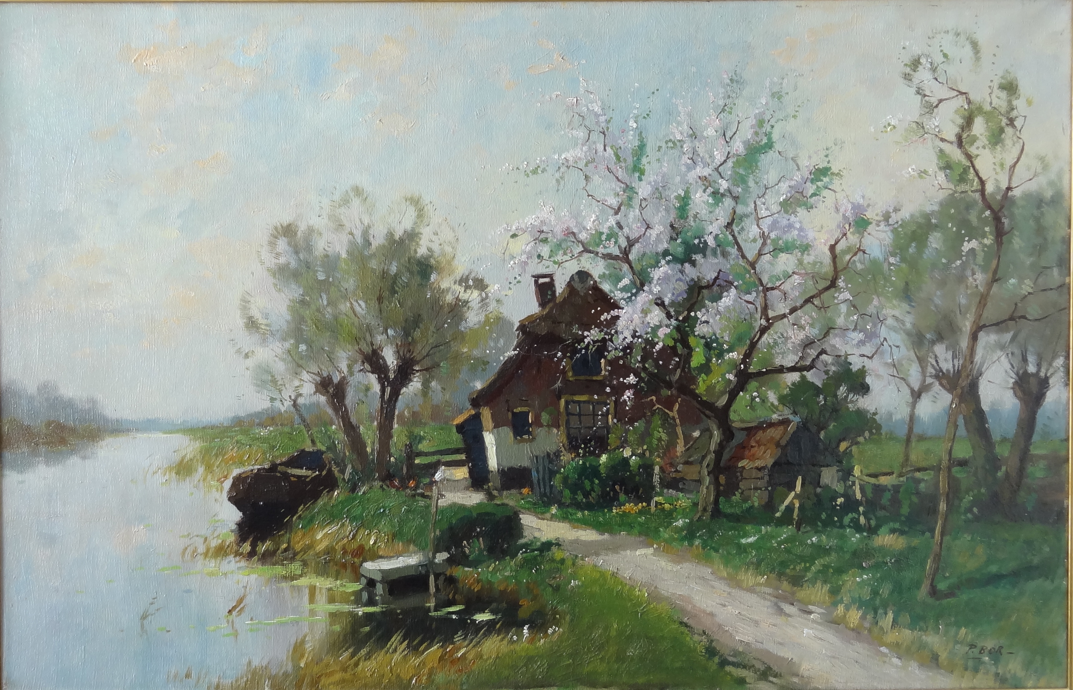 P.Bor – Dutch Landscape