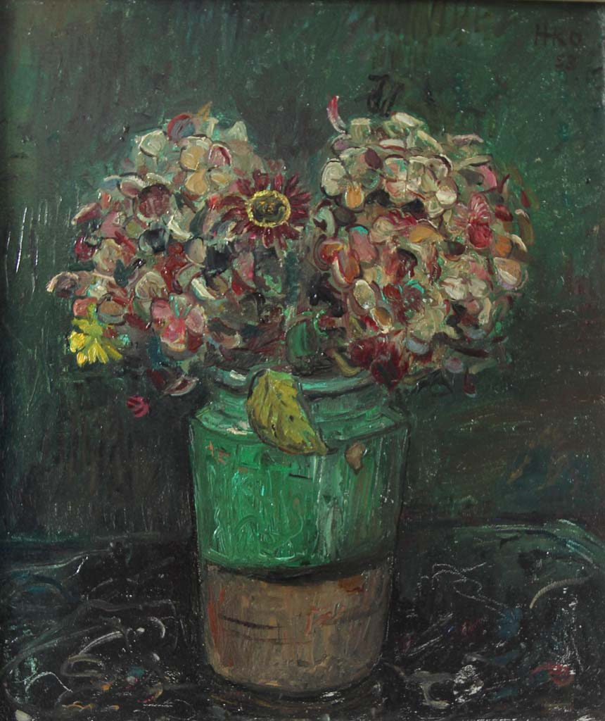 Harm Kamerlingh Onnes – Flower Still life