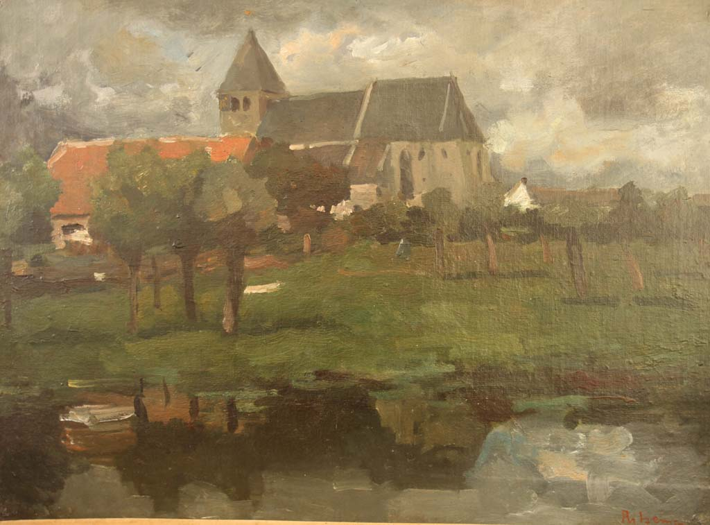 Jacob Ritsema – View on Kortenhoef