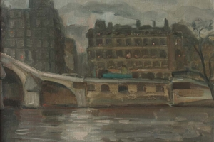 Charles Sayers – Seine Paris