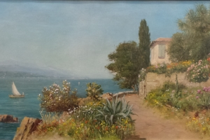 Daniel Been - Landscape in south Europe