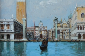 Guiseppe Torre - San Marco Venice Italy