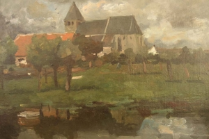 Jacob Ritsema - View on Kortenhoef